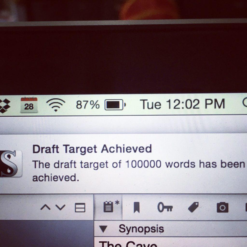 Word Goal Met