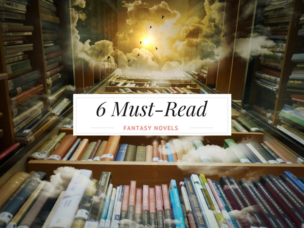 6 Must Read Fantasy Novels AKR Scott