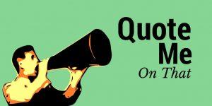Inharmonic Quotes