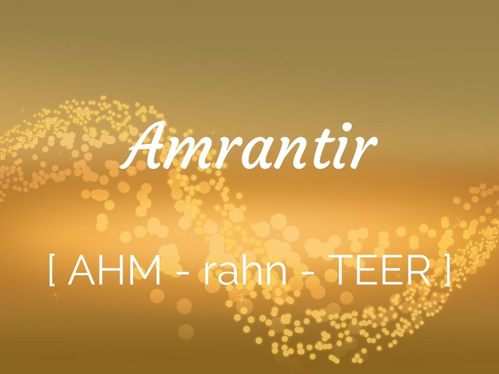Amrantir