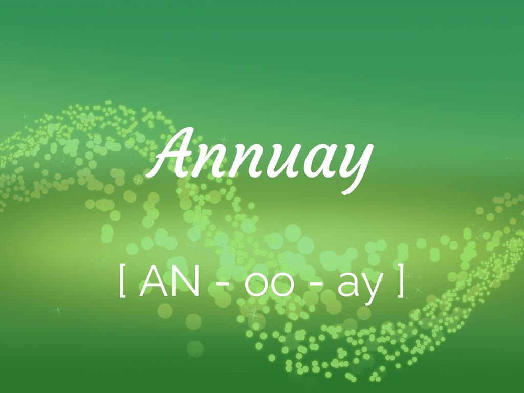 Annuay