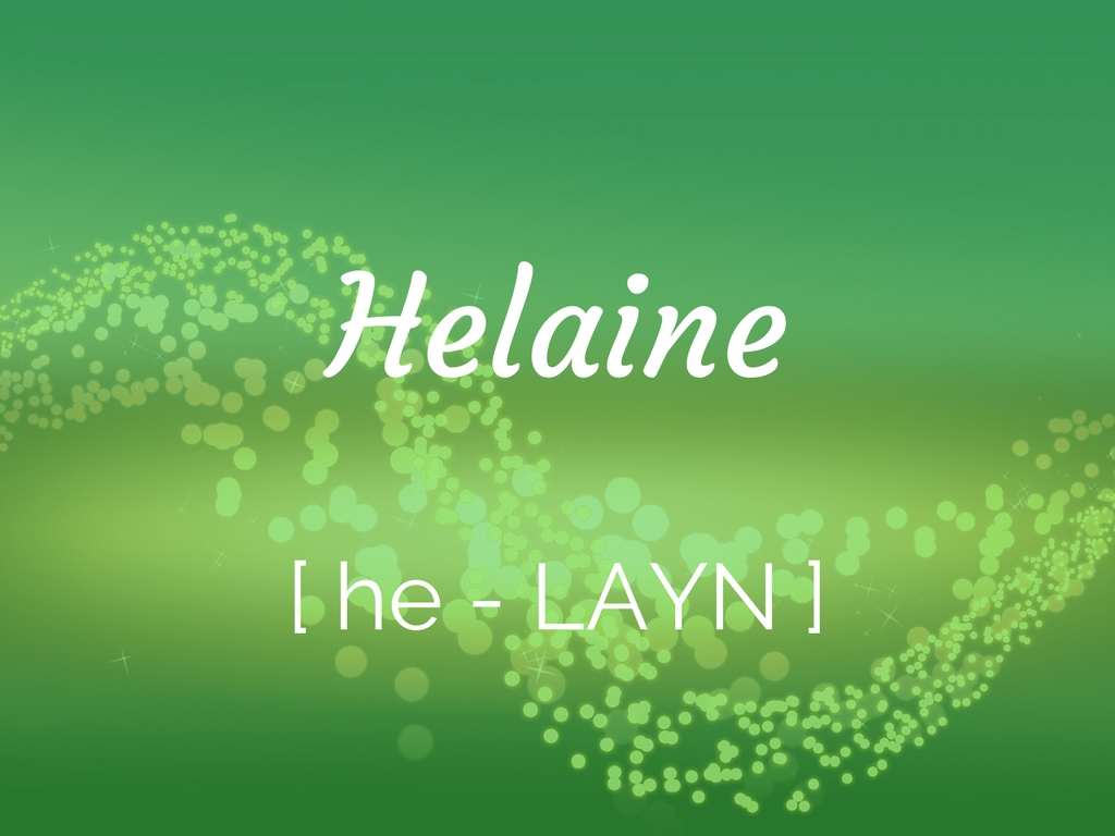 Helaine