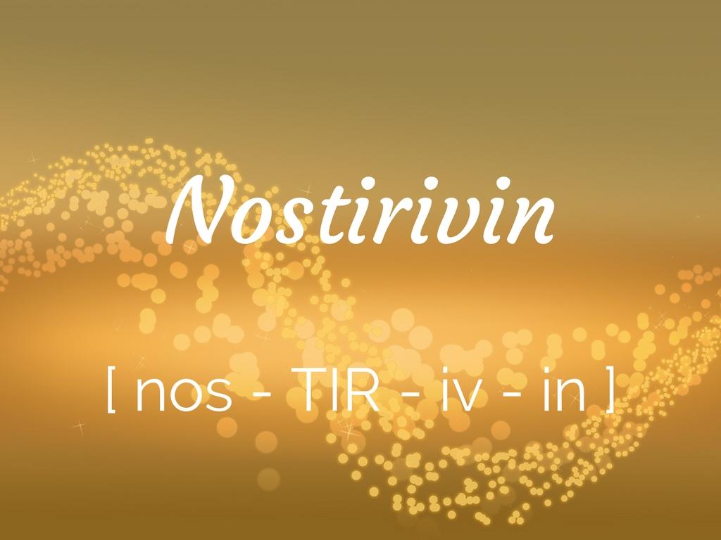 Nostirivin