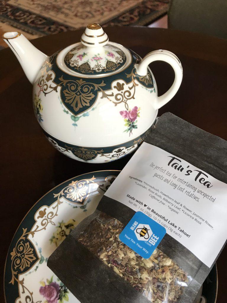 Tau's Tea